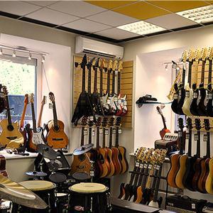 Музыкальные магазины Твери