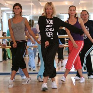 Школы танцев Твери