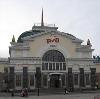 Железнодорожные вокзалы в Твери