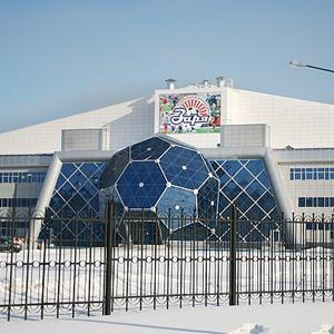 Спортивные комплексы Твери